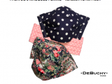 Pack de 3 masques Femme – Variation #2 Kit Fleuri