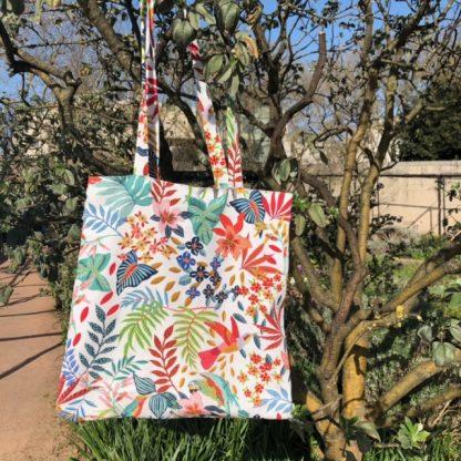 tote bag exotique fait en France